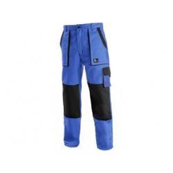Kalhoty CSX LUXY JOSEF montérkové, modro-černé, PRODLOUŽENÉ !!
