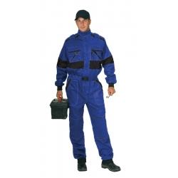 Kombinéza LUX ROBERT montérková,modro-černá