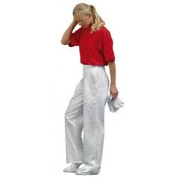 Kalhoty DARJA, bílé, dámské