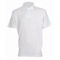 Tričko FILIP s límečkem bílé