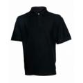 Tričko FILIP s límečkem černé