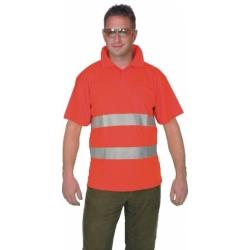 Polokošile DOVER - Oranžové