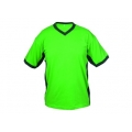 Tričko s krátkým rukávem SIRIUS THERON, zeleno-šedé